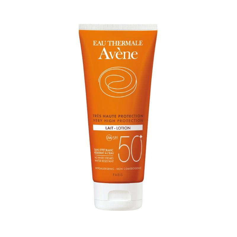 Avene Solar Leche SPF 50+