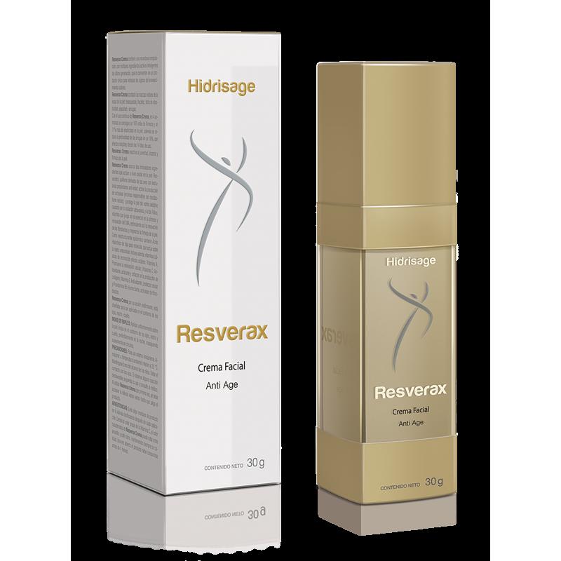 Hidrisage Resverax Crema