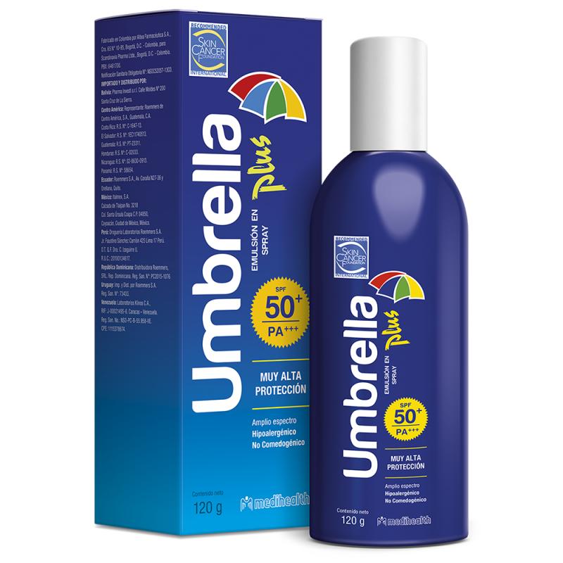 Umbrella 50+ Plus Spray