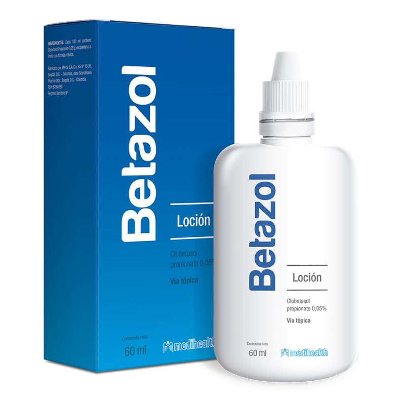 Betazol Locion 0.05%